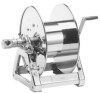 Manual Rewind Reel, Stainless Steel -- SS4000