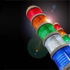 70 mm Stacklight™ -- 200 Class - 70 mm