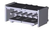 Rectangular Connectors - Headers, Male Pins -- 2-647131-6-ND -Image