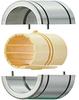Low Clearance Split Linear Plain Bearing -- DryLin® R - TJUM-21 -Image