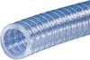 Standard Wall PVC Food & Beverage Vacuum/Transfer Hose -- POLYSPRING® Series K7160 -Image