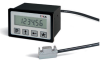 Battery Powered LCD Display with Magnetic Sensor Input -- LD112