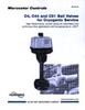 C Series Cryogenic Ball Valve - Image