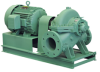 Horizontal Split Case Pumps -- TA Pumps - Image