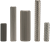 Knurled Pins - Metric