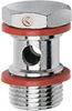 Brass Push-in Fittings - BSP/Metric Size -- 1631 01-1/8