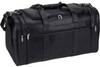 VIP Deluxe Travel Duffel -- 8025 - Black