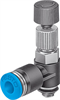 LRLL-M5-QS-6 Differential pressure regulator -- 153500-Image