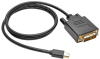 Video Cables (DVI, HDMI) -- P586-003-DVI-V2-ND -Image