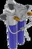 Duplex Inline High Pressure Filter -- 250_450 LD/LDN