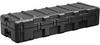 Pelican AL5616-0604 Single Lid Long Shipping Case with Foam - Black -- PEL-AL5616-0604RPF032 -Image