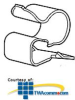 Erico Cable Snap Clip (Pkg of 100) -- SCXX