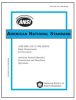 ANSI/ASSE A10.12-1998 (R2010) Safety Requirements for Excavation -- 238P