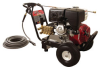 MI-T-M Industrial Gas Cold Water Pressure Washers -- 3191200