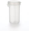 Thermo Scientific EP Coliform Flip Top Sample Container -- hc-50-05720-827