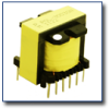Low Profile Dual Bobbin High Isolation Power Transformer -- PLP-1624
