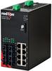 NT24k®-12FXE4 Managed Gigabit Ethernet Switch, SC 15km PTP Enabled -- NT24k-12FXE4-SC-15-PT -Image