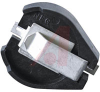 Battery Holder, Surface Mount Coin Cell; 20 mm; 0.896 in.; Nylon, Stanyl-46; 1 -- 70182108 - Image