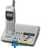 Panasonic 2.4GHz Multi-Handset Cordless Phone w/Answering.. -- KX-TG1050N