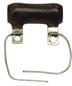 VPR Series, 6 Ohms, 10.0 W, Fixed, Wirewound Resistor -- VPR10F6