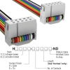 Rectangular Cable Assemblies -- H3BBS-1006M-ND -- View Larger Image