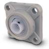 Flange Mounting Bearing Blocks - Inch -- BBPBLD-206-11875