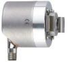 Incremental encoder with hollow shaft and display -- ROP524 -Image