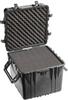 Pelican 0350 Cube Case with Foam - Black | SPECIAL PRICE IN CART -- PEL-0350-000-110 - Image
