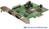 Dual Port Serial PCI Express (x1) Card -- 221NE