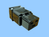 IEC 60320 C19 Cable Mount Connector -- 888H320C
