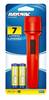 Rayovac Value Bright 2AA Economy Flashlight -- EVB2AA-BB - Image