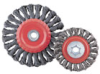 Full Cable Twist Knot Wire Wheel Brushes - Image