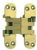 Hinge,Fire-Rated,Satin Brass,4 5/8 In -- 218FRUS4PB