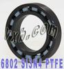 6802 Full Ceramic Bearing Si3N4/PTFE 15x24x5 -- Kit7723