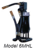 Hydraulic Driven Submersible Material Handling Pump -- 6MHL - Image