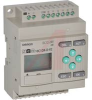 Controller,CPU,6 Inputs and 4 Outputs,DC Input,Relay Output,DC Power Supply -- 70178200