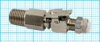 Quick-Disconnect Tube Fitting -- 298PSS04X02 - Image