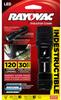 Virtually Indestructible 120 Lumen 3AAA LED Flashlight -- DIY3AAA-B - Image