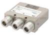 SPDT Failsafe DC to 12.4 GHz Electro-Mechanical Relay Switch, Indicators, TTL, Diodes, 160W, 28V, N -- FMSW6161 -Image