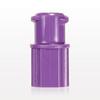 Female ENFit® Connector, Purple -- 40070 - Image