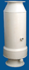 VS-12 Polypropylene Fume Scrubber -- ID-VS12-PP