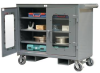 Clearview Mobile Work Cart -- 4-TC-LD-243-FLP - Image