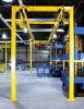 Freestanding Work Area Crane -- 100S101010320 - Image