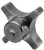 4 Prong Aluminum Hand Knob - Image