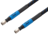 1.85mm Male to 1.85mm Male Precision Cable 36 Inch Length Using High Flex VNA Test Coax -- PE3TC0800-36 -- View Larger Image