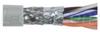 Cat. 5E, LSZH Bulk w/Foil & Braid Shield, 1,000 ft Reel, 4 Pr. Stranded, 26 AWG -- TFDL2004