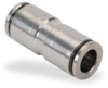 Push-to-Connect Air Fitting: straight, SS, for 8mm tubing -- US8M-SS