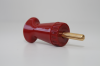 Pin Plug Electrical Connector -- PP100GR - Image