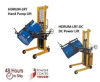 Portable Drum Lifter/Rotator/Transporters -- HDRUM-LRT-DC -- View Larger Image