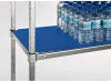 RELIUS SOLUTIONS PVC Shelf Liners for Square Post Shelving -- 3500018